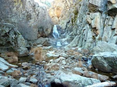 Cascadas Purgatorio;Bosque de Finlandia; la babia rutas senderismo asturias arbol de la vida celta
